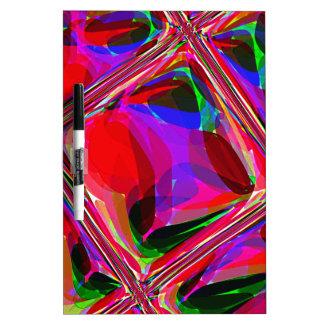 Techo de cristal reconstruido de Roberto S. Lee Tablero Blanco