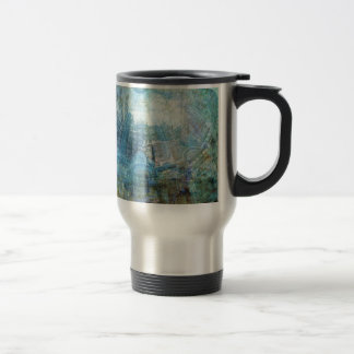 Techo de cristal taza de viaje