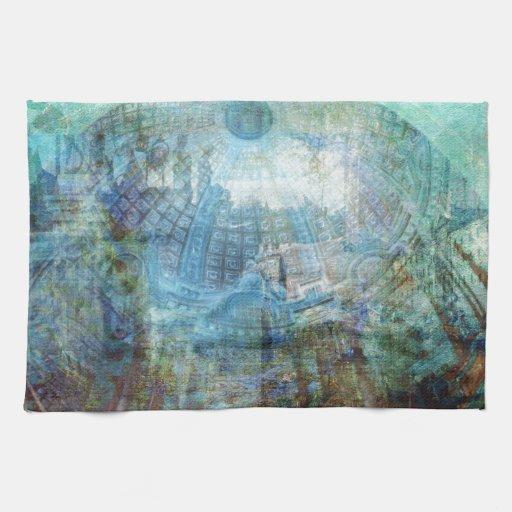 Techo de cristal toalla de cocina