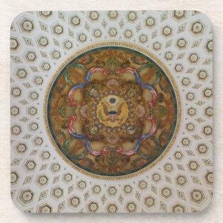 Techo de la Biblioteca del Congreso Posavaso