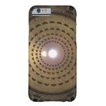 Techo de la bóveda en panteón en Roma, Italia Funda Barely There iPhone 6