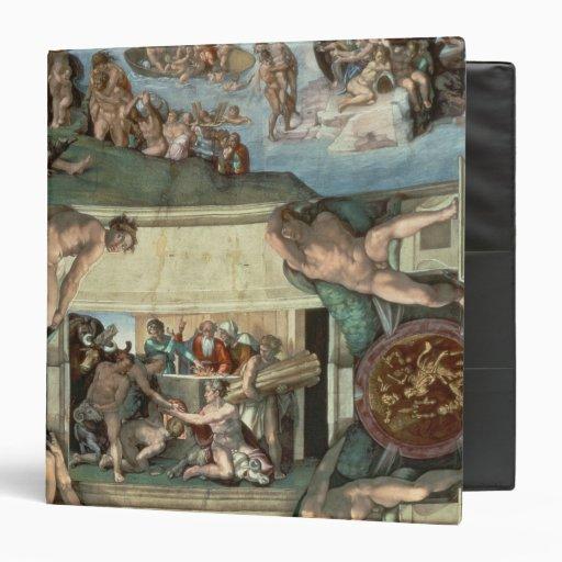 Techo de la capilla de Sistine