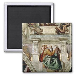Techo de la capilla de Sistine, 1508-12 Imanes