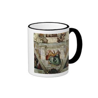 Techo de la capilla de Sistine, 1508-12 Taza De Dos Colores