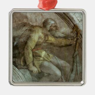 Techo de la capilla de Sistine Adornos