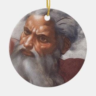 Techo de la capilla de Sistine Ornamentos De Reyes Magos