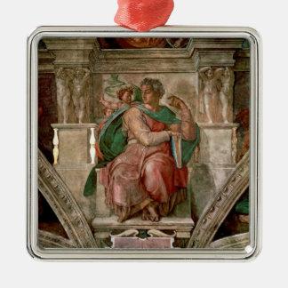 Techo de la capilla de Sistine El profeta Isaías Adornos De Navidad