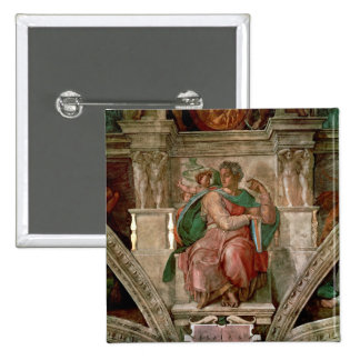 Techo de la capilla de Sistine: El profeta Isaías Pin