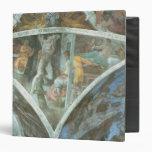 Techo de la capilla de Sistine: Haman