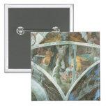 Techo de la capilla de Sistine: Haman Pins