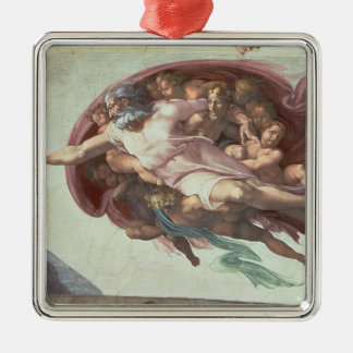 Techo de la capilla de Sistine Ornamente De Reyes