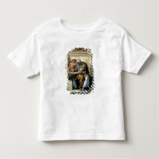 Techo de la capilla de Sistine: Sibila de Cumaean, Playera De Bebé