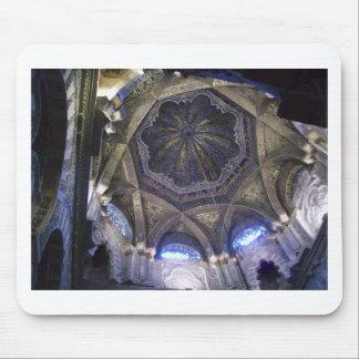 Techo de la Mezquita de Córdoba 13 Alfombrilla De Raton