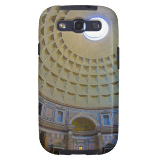 Techo del panteón en Roma, Italia Galaxy S3 Carcasa