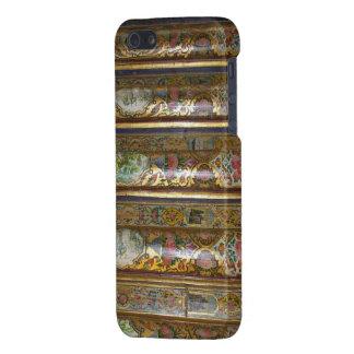 Techo pintado a mano de Isfahán iPhone 5 Coberturas