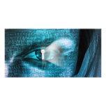 Techology Eye Photo Card
