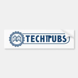 Techpubs Bumper Sticker