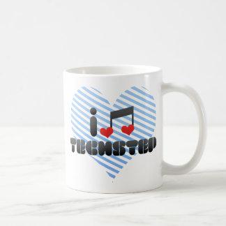 Techstep fan coffee mug