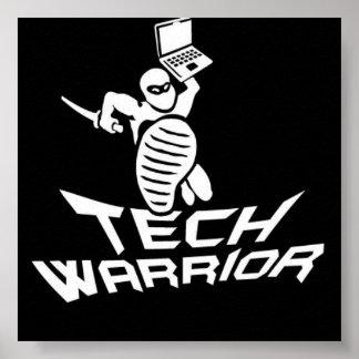 Techwarrior Poster