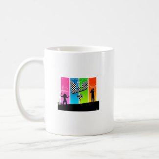 Tecktonik mug