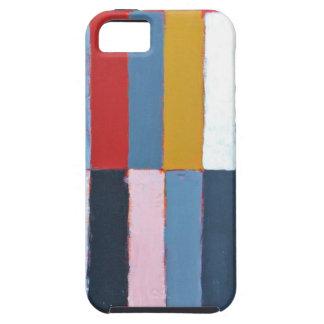 Teclado coloreado (modelo geométrico del expresion iPhone 5 Case-Mate cobertura