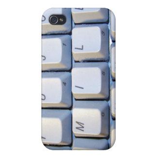 teclado de la sonrisa iPhone 4/4S funda