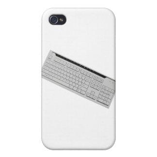 teclado de ordenador iPhone 4 cobertura
