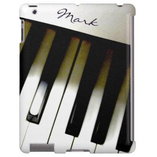 Teclado de piano de la música personalizado