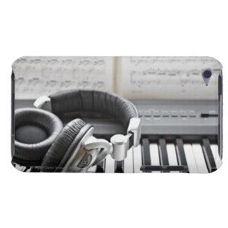 Teclado de piano eléctrico iPod touch Case-Mate fundas