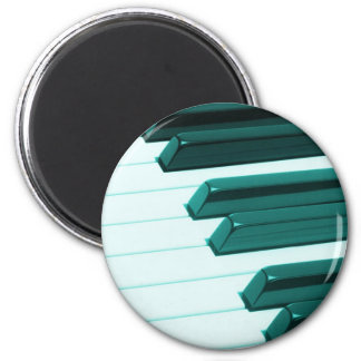 Teclado de piano imán para frigorífico