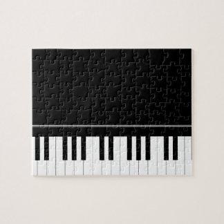 Teclado de piano rompecabeza
