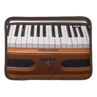 Teclado del órgano funda para macbook air