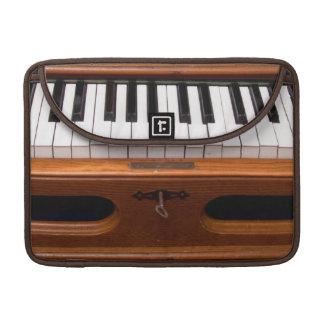 Teclado del órgano fundas para macbook pro