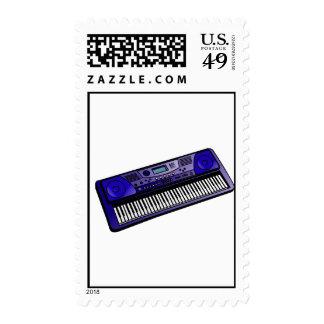 teclado png azul marino electrónico