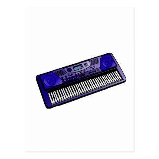 teclado png azul marino electrónico postales