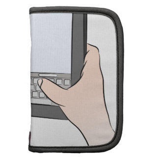 Teclado Texting del dispositivo de la tableta de Organizador