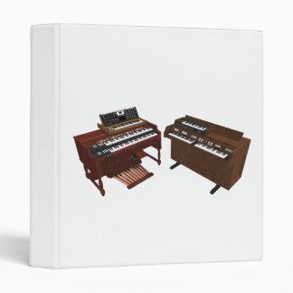 Teclados/órganos del vintage: Carpeta de encargo