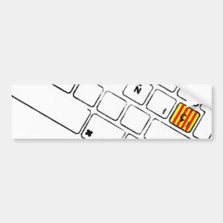 Teclat Ç Bumper Stickers