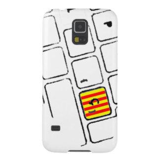 Teclat Ç Galaxy S5 Cover