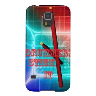 Teclee el iphone del batería, ipad, TEXTO elegante Carcasa De Galaxy S5