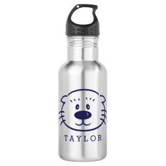 (tecleo para cambiar tamaño) botella de agua de