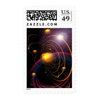 Técnica 2 del ejemplo del ordenador sello