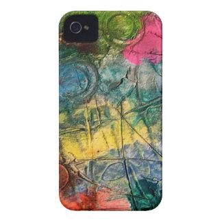 Técnicas mixtas 11 por el rafi talby Case-Mate iPhone 4 carcasa