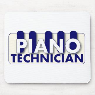 TÉCNICO 1 DEL PIANO TAPETES DE RATONES