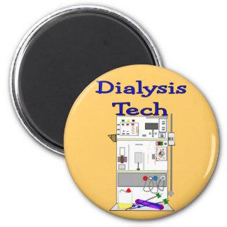 Técnico de la diálisis--Diseño de máquina de Frese Imán Redondo 5 Cm