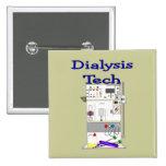 Técnico de la diálisis--Diseño de máquina de Frese Pins