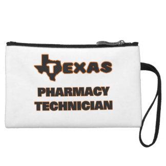 Técnico de la farmacia de Tejas