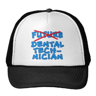 Técnico dental no más futuro gorra