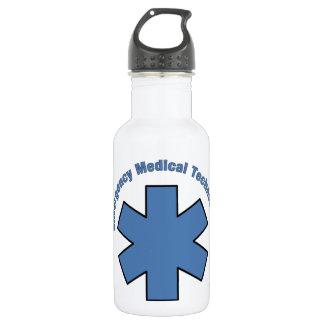 Técnico médico de la emergencia
