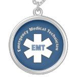 Técnico médico de la emergencia grimpola personalizada